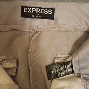 Grey Express Columnist slight boot cut